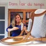 Dans l'air du temps :: Sandrine LE BERRE Tapissière à La Forest - Landerneau