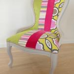 Relooking d'une chaise - Brest